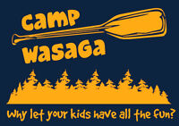 Camp Wasaga Family Camp - Full and Partial Weeks Available