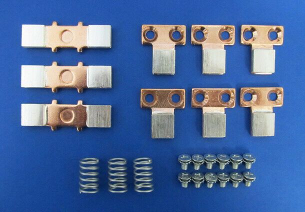 6-26-2 Cutler-Hammer Replacement Contact Kit, Size 4 / 3 Pole Kit