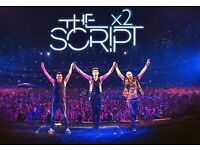 The Script Tickets Dublin Standing x2