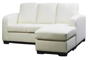 BRAND NEW IN BOX SECTIONAL SOFA WITH REVERSIBLE CHAISE