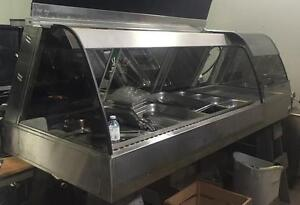 Heated Merchandiser - Commercial Display Show Case - Henny Penny - iFoodEquipment.ca