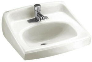 AMERICAN STANDARD LUCERNE WALL-MOUNT SINK 0356421.020