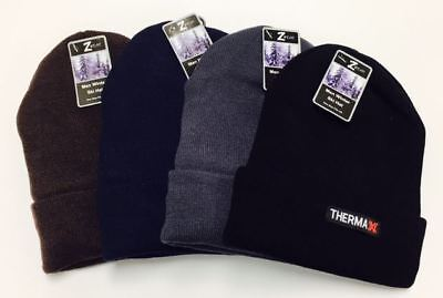 THERMAX Stocking Cap - Fleece Lined Double Insulated, only $9.99 +FREE SHIPPING! - Insulated Lined Cap