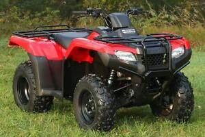 Looking for good condition atv 2008-2017