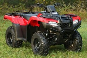 Looking for good condition atv 2006-2017