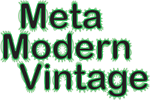 Meta Modern Vintage