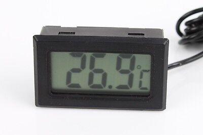 Mini Digital Lcd Thermometer Temperature Meter For Refrigerator Freezer Humidor