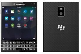 Blackberry Mobile - Passport Unlocked