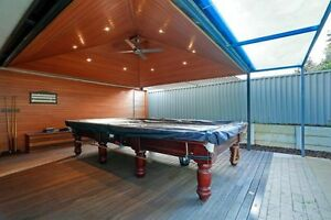 Snooker/pool table must sell in 2 days!! Scarborough Stirling Area Preview