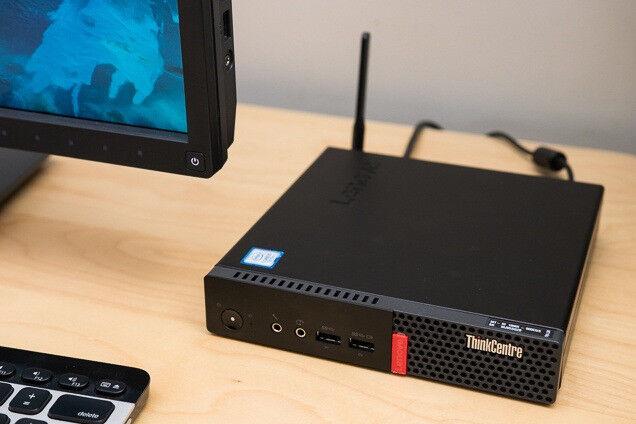 Lenovo Thinkcentre m910q tiny pc i5 Quad Core, 16gb ram, Wifi monitor  desktop pc mini i7 Workstation | in Putney, London | Gumtree