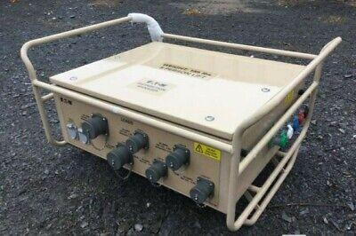 Eaton Rakl-emp00382 200 Amp 208120v 3ph Power Distribution Spider Box