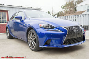 2016 Lexus IS 350 F Sport Sedan