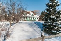 7 Acre Hobby Farm for Sale 10 Minutes from Aylmer