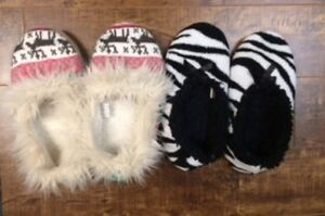 Size 7/8 slippers