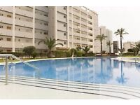 ***Christmas in Benidorm - 2 Bedroom Apartment for rent, £225 for 7 nights***