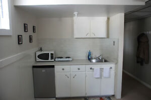 BRIGHT Basement Apartment - EVERYTHING included