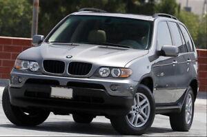 BMW X5  (low km)