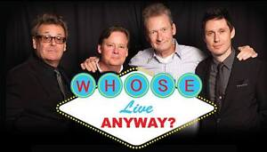 Whose Live Anyway - Up Close