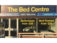 The Bed Centre - Business Shop for Sale - Prime Location Opposite Argos, Curry's, Matalan & McDonald