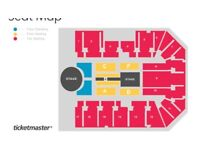 Two Harry Styles tickets for sale Birmingham. front pod standing