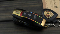 2015 Porsche car keychain mobile phone with 2 SIM for sale