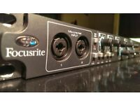 Focusrite Saffire Pro 40 Professional 20 In / 20 Out Firewire Audio Interface