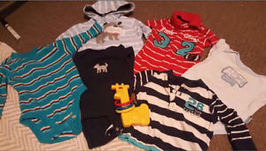 0-6 months boys, everything you would need for your son.
