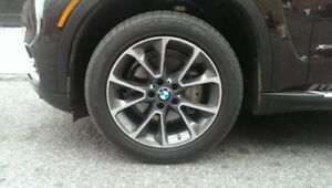 "Wheels and tires bmw x5 2012 and up 19"" Runflat"