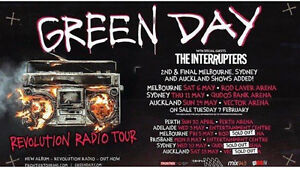 LOOKING FOR GREENDAY TICKET Melbourne CBD Melbourne City Preview