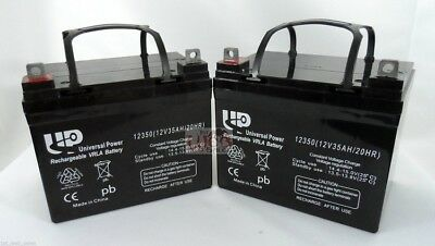 **U1 Batteries Electric Wheelchair Scooter Pair 2 NEW**