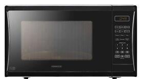 Kenwood Microwave 25 Litre Black used