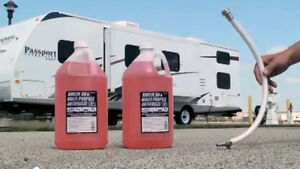 RV Winterizing *** As Low As $99.00 ****Mobile Services***