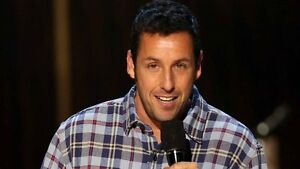 Adam Sandler 6th ROW SEATS! Casino Windsor April 14