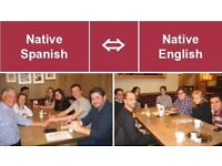 Native Spanish - Native English - Londres Language Exchange - Tuesday 12th December