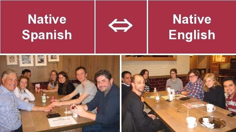 Native Spanish - Native English - Londres Language Exchange - Tuesday 21st November