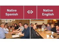 Native Spanish - Native English - Londres Language Exchange - Tuesday 28th November