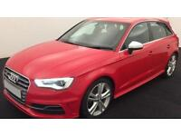 Audi S3 FROM £114 PER WEEK!