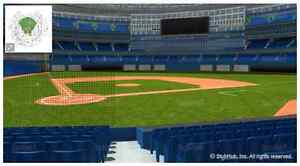 Toronto Blue Jays ALCS Game 1 Rogers Centre