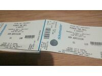 Pierce the Veil ticket at Mandela hall 04/12/16
