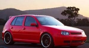 2000 Volkswagen Golf Hatchback Kirwan Townsville Surrounds Preview