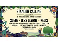 Event Volunteers at Standon Calling Festival