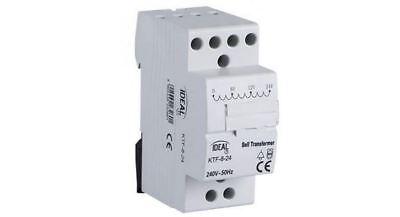 Kanlux Klingeltransformator mit Spannung von 8, 12 oder 24V - KFT-8-24
