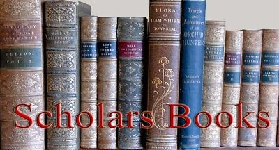 Scholars Books and Collectables