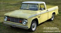 DODGE TRUCK WANTED 1961-1971