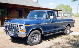1973-1979 Ford 'Dentside' Pickup