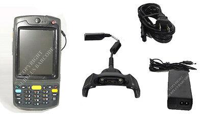 Symbol Motorola Mc70 Mc7090 Wireless Numeric Keypad Laser Barcode Scanner Wifi