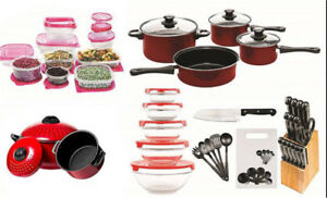BRAND NEW COOKWAE SET great for students/ new homeowners!