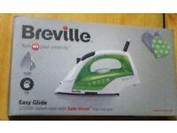 BRAND NEW BREVILLE IRON