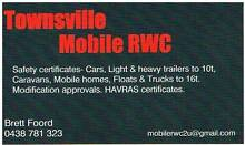 BRETT FOORD- TOWNSVILLE MOBILE ROADWORTHIES (RWC) North Ward Townsville City Preview