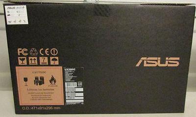 "NEW Asus Zenbook Flip Intel m3-7Y30 256GB SSD 8GB RAM 13.3"" Full HD Touch Laptop"
